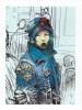 Transit - Portrait de Yoko. . Bilal Enki: