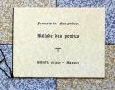 Ballade des pendus. . [Villon François] François de Montcorbier: