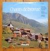 Chants de bronze. Sonneries carillonnées des clochers valaisans - Walliser Glockenspiele - Carillons of Wallis. . Verbet Marc (réal.): et al.: