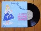 Danielle Darrieux raconte La petite marchande d'allumettes. . Andersen, Darrieux Danielle (réc.), Cornman Robert, Miracle Anne (ill.): :