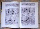 Le lynx n° 6. . Collectif - François Avril, Charles Berberian, Bruno, Yves Chaland, Philippe Dupuy, Filips, Émile Franc, Jean-Claude Gotting, Mattt ...