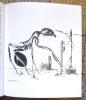 Les chefs d'oeuvres de l'épouvante. 50 écrivains modernes - 60 histoire abominables - 120 dessins terrifiants. . Sternberg Jacques, Alex Grall, ...