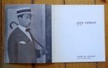 Jean Verdier 1901-1969. . Verdier Jean, Peillex Georges: