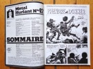 Métal hurlant 42. Hors série, spécial guerre.. Collectif - Goodwin, Heath, Evans, Williamson, Torres, Crandall, Toth, Truchaud, Wood, Severin, Morrow, ...