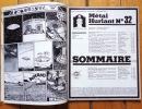 Métal hurlant 32. La première bande dessinée disco. . Collectif - Philippe Druillet, Patrice Roy, Pierre Benain, Voss, Everybody, Robert Louit, ...