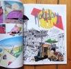 Métal hurlant 76bis - Hors-série spécial vacances. 18 récits complets !! . Collectif - Yves Chaland, Serge Clerc, Frank Margerin, Eberoni, Frada, ...