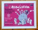 L'Association - Carton-Adhérent 2003. Desobstruction et nettoyage total de vos égouts. . Trondheim Lewis: