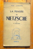 Pour connaître la pensée de Nietzsche. . [Nietzsche] Baranger: