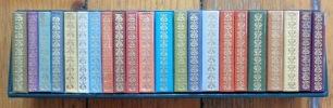 20 ouvrages en hongrois, en 22 volumes (minuscules). . Tagore Rabindranath: