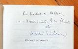 L'énigme Esterhazy. . Guillemin Henri: