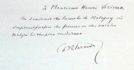 3 églogues. . Eternod Charles d', François Gustave (ill.):