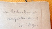 Le libertinage. . Aragon Louis: