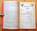 Cahiers du Collège de 'Pataphysique 17-18. Catalogue de l'exposition Allais du Centenaire - Allais-Rimbaud.. [Allais Alphonse, Rimbaud Arthur] ...