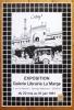 Affiche d'exposition la Marge, Genève 1981.. Cosey: