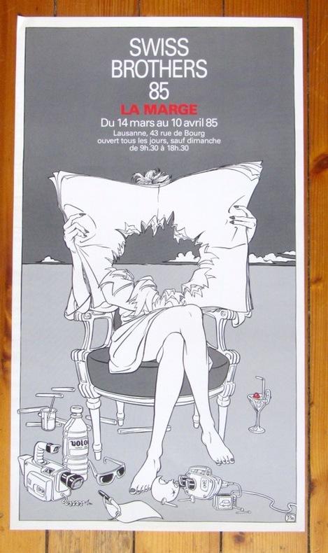 Swiss Brothers 85 - La Marge. Rouiller François :