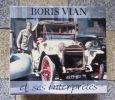 Boris Vian et ses interprètes - Coffret 6 CD's 1991.. Vian Boris :