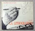 Les métiers d'art: la lithographie. . Loche Renée: