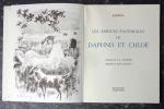 Les amours pastorales de Daphnis et Chloé. . Longus, Lelong Pierre (ill.), Courier P.L. (traduction).: