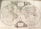 Atlas Universel.. ROBERT DE VAUGONDY (Gilles & Didier).