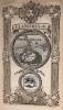 Plans des principales places de guerre et villes maritimes frontières du royaume de France, distinguez par départemens, Gouvernemens Generaux & ...