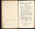 Relation de la captivité du Sr. Moüette dans les royaumes de Fez et du Maroc, où il a demeuré pendant onze ans. Où l'on voit les persécutions qui y ...
