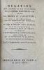 Relation des combats et des évènements de la Guerre Maritime de 1778 entre la France et l'Angleterre, mêlée de réflexions sur les Manuvres des ...