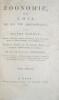 Zoonomie, ou Lois de la vie organique, par Erasme Darwin, Docteur en Médecine, Membre de la Société royale de Londres, Auteur du Jardin botanique, ...