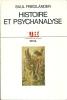 Histoire et psychanalyse. Friedländer Saul