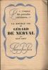 La double vie de Gérard de Nerval. Bizet, René