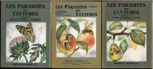 Atlas des parasites des cultures. 3 fasc... Poutiers, Raymond