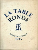 La Table ronde. . COLLECTIF.