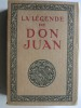 La Légende de Don Juan. . T'SERSTEVENS A.
