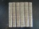 Recueil de Pièces intéressantes concernant les Antiquités, les Beaux-Arts, les Belles-Lettres et la Philosophie; traduites de différentes langues. (de ...