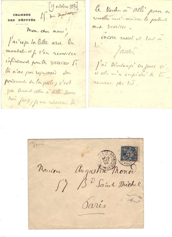. JAURÈS (Jean) (1859-1914)