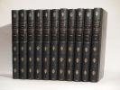 Paris, ou Le Livre des Cent-et-un. Tomes 1 à 11.. DUMAS (Alexandre), VALMORE (Marceline, puis Madame DESBORDES-VALMORE), HUGO (Victor), CHATEAUBRIAND, ...