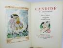 Candide ou l'optimisme. VOLTAIRE (François-Marie Arouet, dit), BRUNELLESCHI