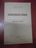 Subericulture.  (Edition française de l'ouvrage portugais Subericultura).  . J. Vieira Natividade