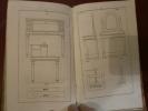 Abrégé de géométrie pratique appliquée au dessin linéaire, au Toisé et au Lever des plans   suivi des principes de l'architecture et de la ...