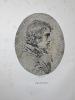 Prud'hon. Sa vie, ses oeuvres et sa correspondance. Paris Didier 1872. PRUD'HON. - CLÉMENT Charles.