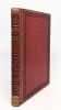 Les Amours de Daphnis et de Chloé, traduites du grec de Longus par Amyot. Paris P. Didot 1799.. LONGUS.