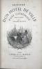 Histoire d'un hôtel de ville et d'une cathédrale. Texte et dessins par Viollet-Le-Duc. Paris, J. Hetzel, s. d. (1878). . VIOLLET-LE-DUC Eugène.