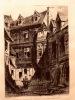 Rouen aux principales époques de son histoire jusqu'au dix-neuvième siècle. Trente-deux eaux-fortes et vingt vignettes par Maxime Lalanne, ...