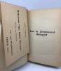 """Feu le Lieutenant Bringolf. (collection """"Les Têtes Brulées"""", N°1). Paris, Au Sans Pareil, 1930.. CENDRARS, Blaise."""