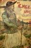 Chansons de Chez Nous. Préface d'Anatole Le Braz. Couverture, aquarelles hors texte et dessins de Eugène-Hervé Vincent. Edition définitive, revue et ...