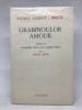 Grabinoulor amour. Précédé de Passeport pour l(ile Albert-Birot par André Lebois. Limoge, imprimerie Rougerie, 1955.. ALBERT-BIROT Pierre.
