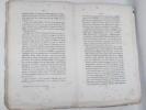 """Lettre à M. Guizot, sur son article de la Revue Française intitulé:""""Du Catholicisme, du Protestantisme et de la Philosophie en France"""".. COQUEREL ..."""