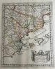 PARS ORIENTALIS ANTIQUAE HISPANIAE. Theatrum geographique Europae veteris. Carte de l'Espagne ancienne. . Briet (Philippe)
