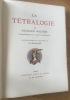 La Tétralogie de Richard Wagner. Illustrations en couleurs de E. Malassis.. Wagner (Richard) & Pauphilet (Albert)
