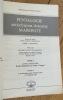 Pentalogie antiochienne / domaine maronite. Abbé Moubarac