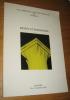 Les cahiers de la section française de l'ICOMOS, n°18. . Collectif
